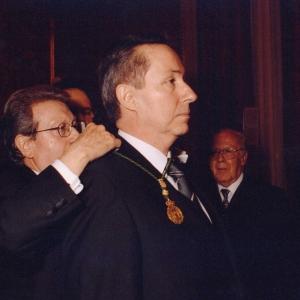 Ingreso de Dídac Ramírez Sarrió como académico numerario, 12/12/2002  - 12/12/2002