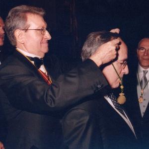 Ingreso de Manuel Pizarro Moreno como académico numerario, 23/10/2002  - 23/10/2002