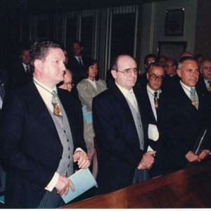 Ingreso del Excmo. Sr. D. Abel Matutes Juan, 23-05-1991  - 23/05/1991