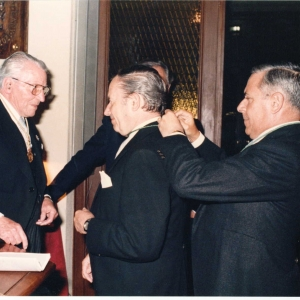 Ingreso del Excmo. Sr. Dr. D. Gaston Egmond Thorn, 1987-05-11 - 11/05/1987