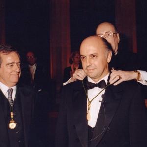 Ingreso del Aldo Olcese Santonja 15/11/2001 - 15/11/2001