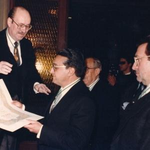 Ingreso de Manuel Vela Pastor 16/03/1989 - 16/03/1989