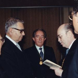 Ingreso de Esteban Hernández Esteve 18/05/2000 - 18/05/2000