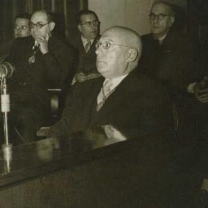 Ingreso de Excmo. Sr. Dr. D. Fernando Boter Mauri como Académico de Número 02/11/1947 - 02/11/1947