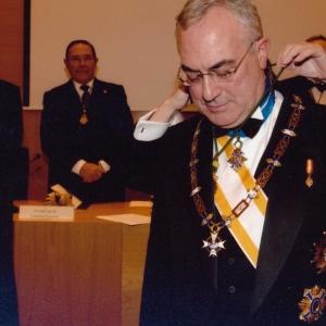 Ingreso de Julio Padilla Carballada  como académico correspondiente nacional, 18/01/2007 - 18/01/2007