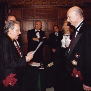 Ingreso de Ricardo Díez Hochleitner como académico de Número, 19/04/2007  - 19/04/2007