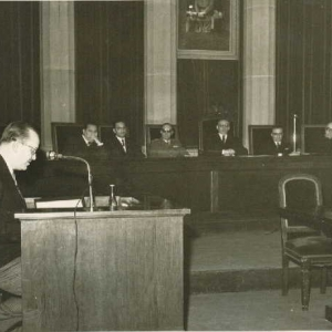 Tribuna presidencial, 13-12-1964 - 13/12/1964