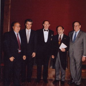 Ingreso del Excmo. Sr. Dr. D. Jaime Lamo De Espinosa Michels De Champourcin, 31-03-2005  - 31/03/2005