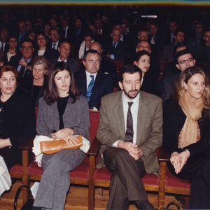 Asistentes de Ingreso de Ricardo Fornesa Ribó 16/03/2000  - 16/03/2000