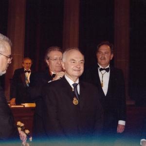 Ingreso de Janusz Kacprzyk como académico correspondiente para Polonia15/05/2008  - 15/05/2008