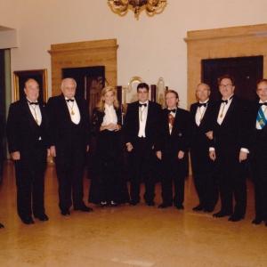Foto familia de ingreso de Isabel Estapé Tous 16/10/2006 - 16/10/2006
