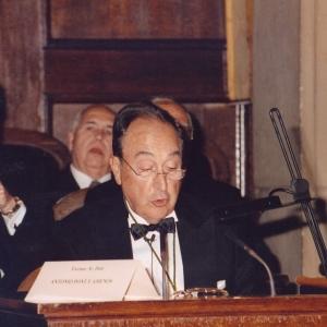 Ingreso de  Antonio Pont Amenós 15/02/2001 - 15/02/2001