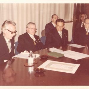 Ingreso del Ilmo. Sr. D. Antonio Noguero Salinas como Académico Correspondiente para Madrid, 22/01/1980 - 22/01/1980