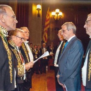 El ingreso del Excmo. Sr. D. César Alierta Izuel 11-11-2013 - 11/11/2013