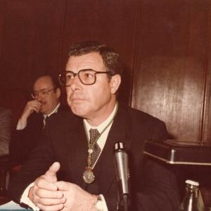 José Ramón Álvarez-Rendueles Medina 18/03/1986 - 18/03/1986