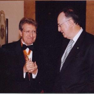 Ingreso de Giancarlo Elia Valori como académico correspondiente Italia 19/04/2005  - 19/04/2005