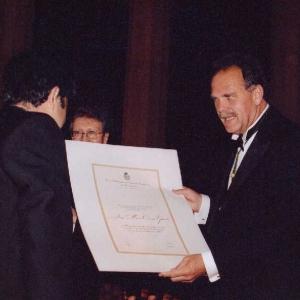 Ingreso de Josep Maria Coronas Guinart de Número,17/06/2004 - 17/06/2004