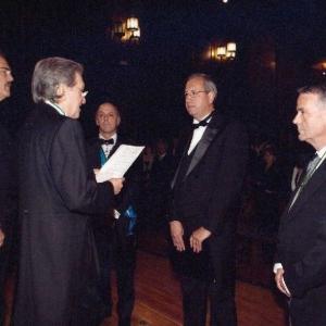 Ingreso de Francisco Javier Maqueda Lafuente como académico correspondiente para Bizkaia 15/05/2003  - 15/05/2003