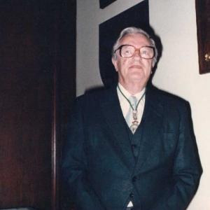 Ingreso de Harry L. Hansen como académico correspondiente Estados Unidos, 28/10/1986 - 28/10/1986