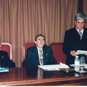 Ingreso del Excmo. Sr. Dr. D. Camilo Prado Freire 17 de Mayo de 1995 - 17/05/1995