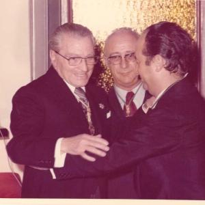 Ingreso del Excmo. Sr. Dr. D. Juan Miguel Villar Mir, 27 de Enero de 1977 - 27/01/1977