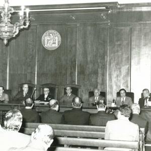 Ingreso del Excmo. Sr. Dr. D. Ramón Trías Fargas, 16 de Enero de 1976 - 16/01/1976