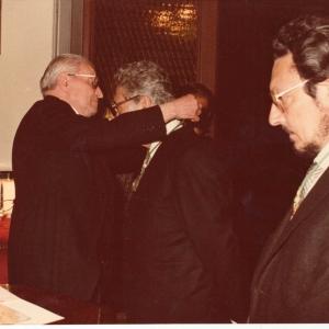 Ingreso del Excmo. Sr. Dr. D. José Barea Tejeiro, 10 de Mayo de 1983 - 10/05/1983