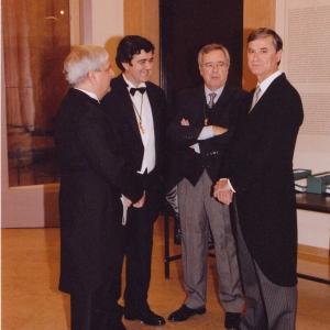 Ingreso del Excmo. Sr. Dr. D. Enrique Martín Armario 27 de Enero de 2005 - 27/01/2005