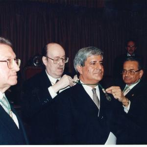 Ingreso del Excmo. Sr. Dr. D. Camilo Prado Freire, 17 de Mayo de 1995 - 17/05/1995