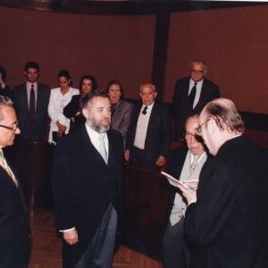 Ingreso del Ilmo. Sr. Dr. D. Carlos Mallo Rodríguez, 20 de Abril de 1995 - 20/04/1995
