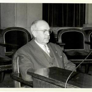 Santiago Marimón Aguilera, 16/02/1961 - 16/02/1961