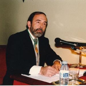 Ingreso del académico de número EXCMO.SR.DR.D.Francesc Granell Trias (19 de enero de1995) - 19/01/1995