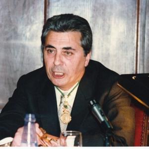 Ingreso del académico de número Excmo. Sr. D. Enrique Lecumberri Martí (18 de febrero de1993)  - 18/02/1993