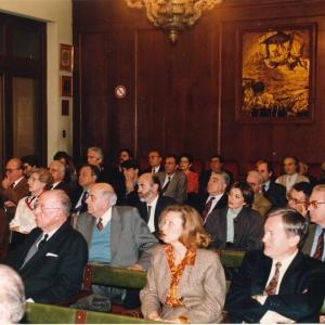Ingreso del Académico de Número Francesc Granell Trias - 19/01/1995