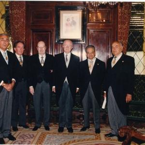 Ingreso del Excmo. Sr. D. Claudio Colomer Marqués , 28 de Mayo de 1998 - 28/05/1998
