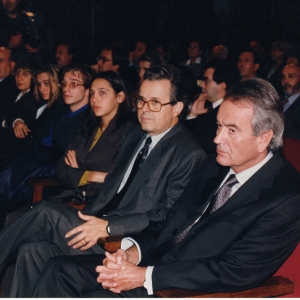 Ingreso del Excmo. Sr. Dr. D. Carles A. Gasòliba I Böhm, 17 de Octubre de 1996 - 17/10/1996