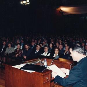 Ingreso del Excmo. Sr. Dr. D. Ramón Poch Torres, 16 de Enero de 1997 - 16/01/1997