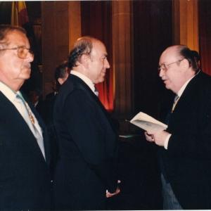 Ingreso del Ilmo. Sr. D. Mario Alonso Fernández, 20 deMarzo de 1997 - 20/03/1997