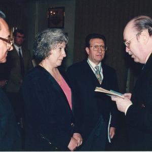 Ingreso de la Ilma. Sra. Dra. Dña. Matilde Fernández Blanco, 21 de Mayo de 1992 - 21/05/1992