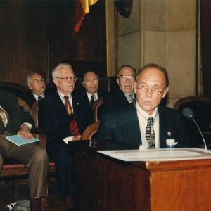 Ingreso del Ilmo. Sr. D. Fernando Gómez Martín, 20 de Noviembre de 1997 - 20/11/1997