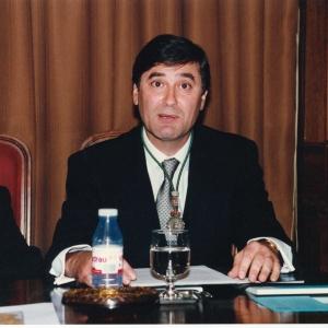 Ingreso del Excmo. Sr. Dr. D. Enrique Martín Armario, 16 de Febrero de 1995 - 16/02/1995