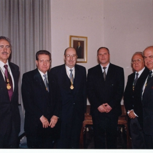 Ingreso del Ilmo. Sr. Dr. D. Viktor V. Krasnoproshin, 21 de Enero de 1999 - 21/01/1999