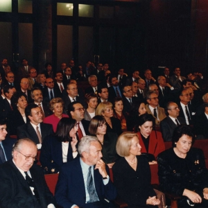 Asistentes al solemne del acto, 30 de noviembre de 1994 - 30/11/1994