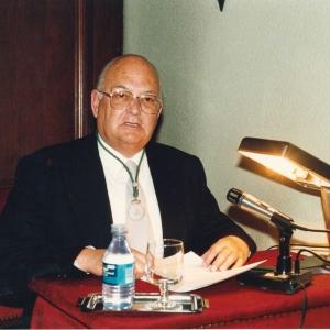 Ingreso del Ilmo. Sr. Dr. D. Francisco Jover Balaguer, 5 de Mayo de 1994 - 05/05/1994