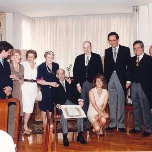 Ingreso del Excmo. Sr. D. Juan Sardà Dexeus, 14 de Junio de 1995  - 14/06/1995