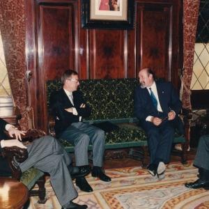 Ingreso del Ilmo. Sr. Dr. D. Juergen B. Donges, 16 de Abril de 1998 - 16/04/1998