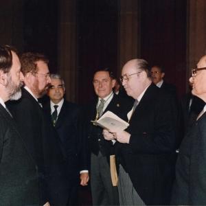 Ingreso del Excmo. Sr. D. Juan Tapia Nieto, 10 de Diciembre de 1998 - 10/12/1998