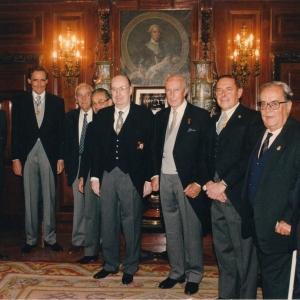 Ingreso del Ilmo. Sr. Dr. D. Martín González Del Valle y Herrero, Barón de Grado  - 19/03/1998
