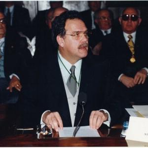 Ingreso del Excmo. Sr. Dr. D. Alfredo Rocafort Nicolau, 18 de Febrero de 1999  - 18/02/1999