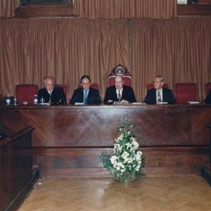 Ingreso del Ilmo. Sr. D. Antonio Sainz Fuertes, 17 de Diciembre de 1998  - 17/12/1998
